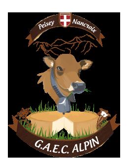 Logo du GAEC Alpin